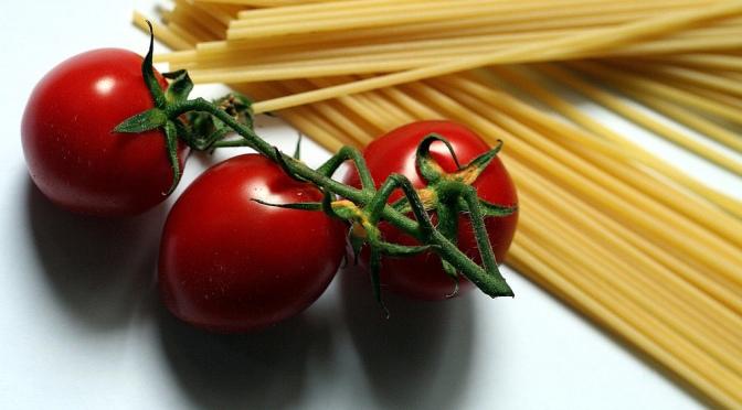 Cominciamo a parlare della dieta mediterranea