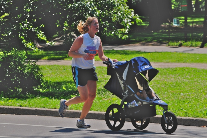 In forma dopo il parto, come si procede?