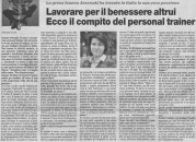 """Corriere dell'Umbria, dalla rubrica """"Non solo bamboccioni"""" di Antonio Curti."""