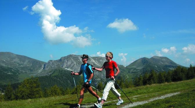 Nordic Walking a Perugia dal 3 giugno al 17 luglio 2015
